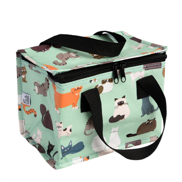 29005 1 Nine Lives Lunch Bag
