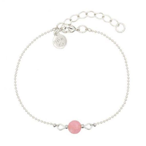Cherry Stone Bracelet Zilver 510X510