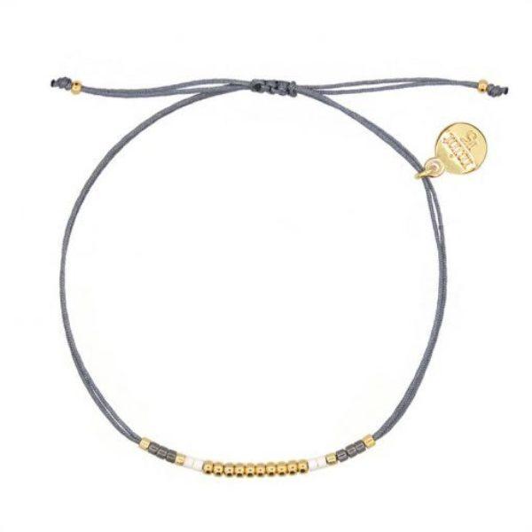 Mint15 Tiny Beads Antracite Goud 510X510
