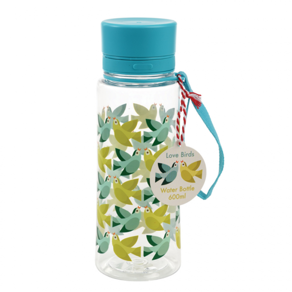 Love Birds Water Bottle 28684 1
