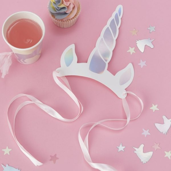 Mw 109 Unicorn Horn Headband Min