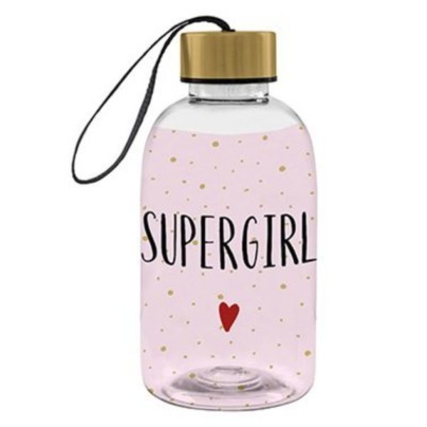 Paperproducts Design Water Bottle Supergirl