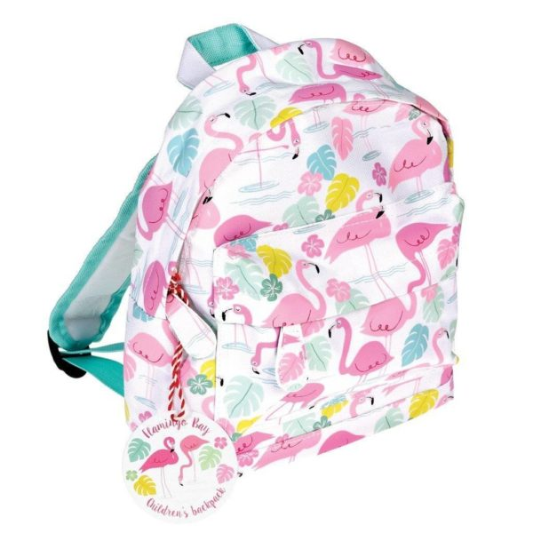 Rex London Backpack Flamingo