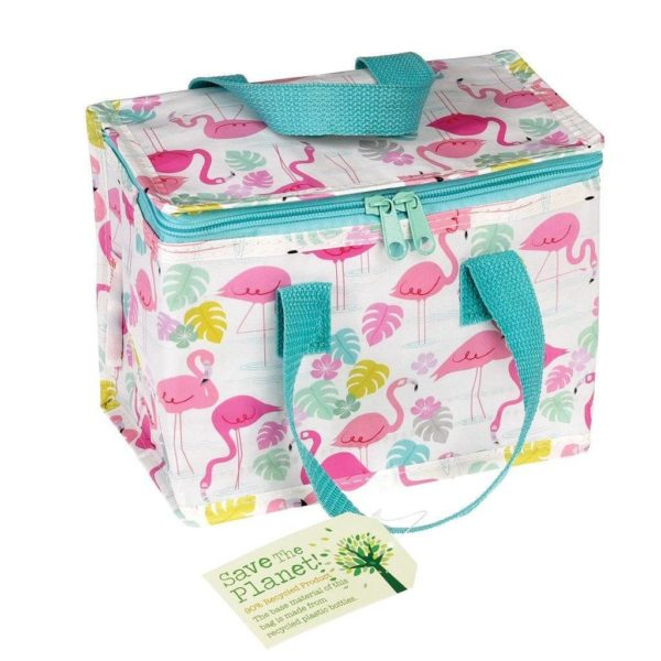Rex London Lunch Bag Flamingo