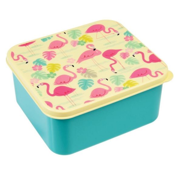 Rex London Lunchbox Flamingo