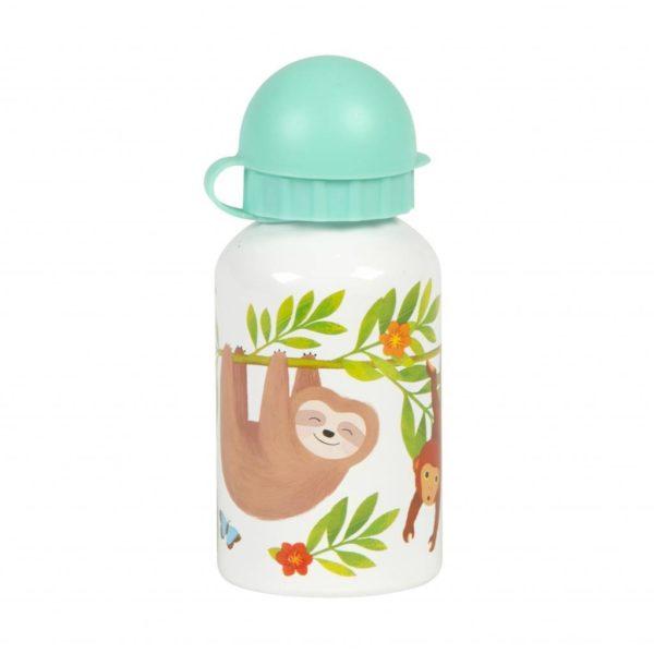 Sass Belle Kids Water Bottle Jungle Friends 4